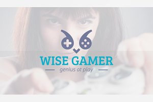 Wise Gamer Logo