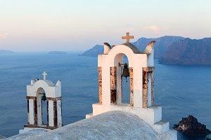 Architecture Of Santorini