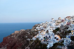 Architecture Of Santorini