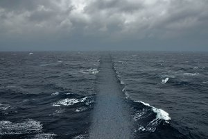 Sea Road Crossing