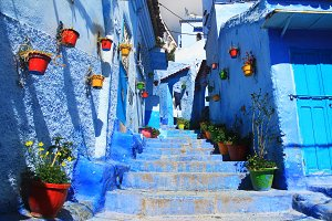Chefchaouen-The Blue City Of Morocco