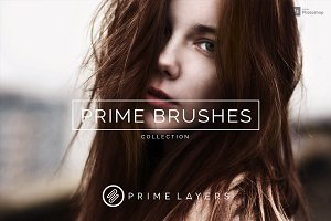 Prime Brushes Collection PS Actions