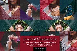 Jeweled Geometrics Advanced Set