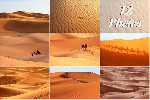 Sahara Desert, Morocco (12 Photos)