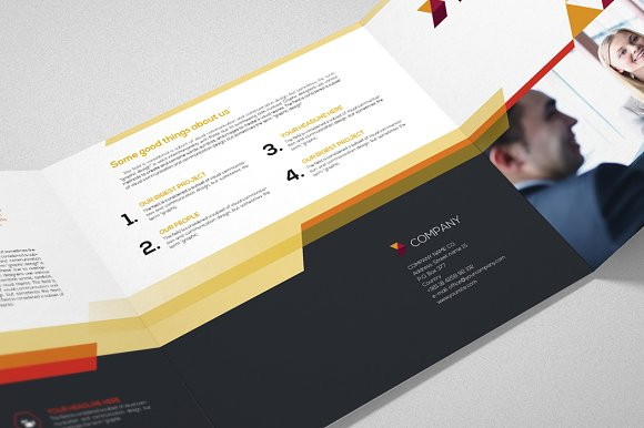 Square corporate brochure vol.2