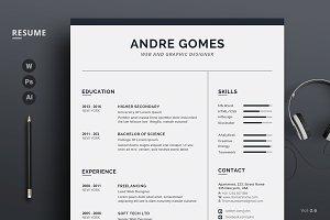 Resume/CV