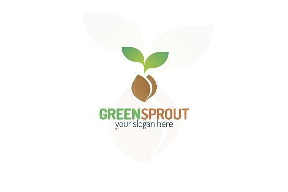 Green Sprout Logo