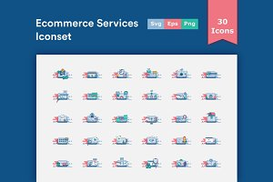 E-Commerce Services Vol 3