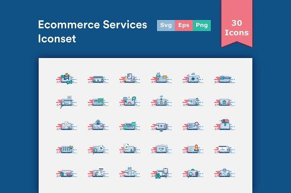 E-Commerce Services Vol 3