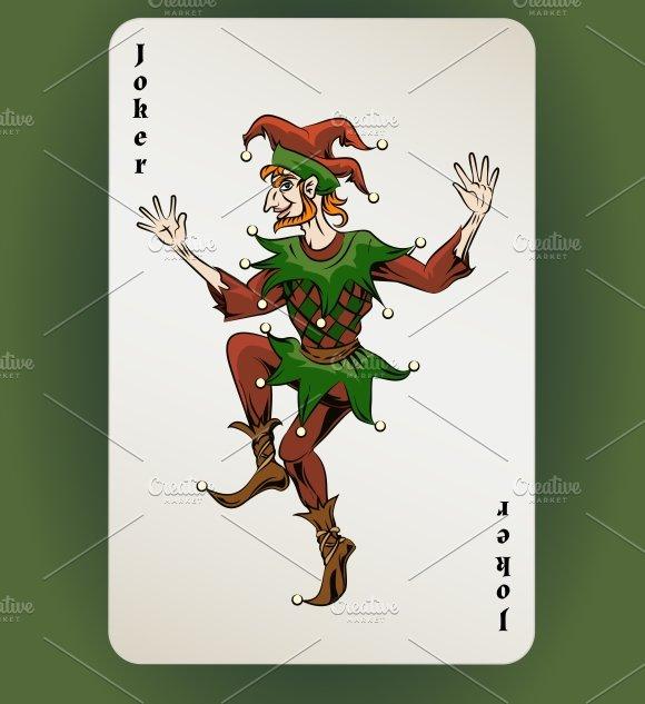 Joker card photos graphics fonts themes templates creative market joker card maxwellsz