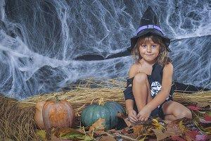 Halloween Girl....