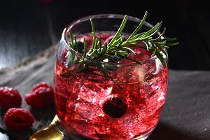 cocktail rosemary