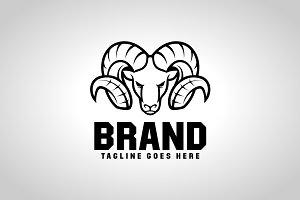 Goat Logo V.2
