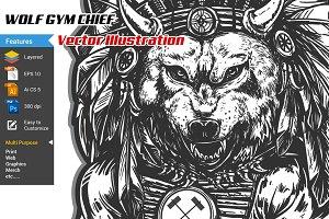Wolf Gym Chief