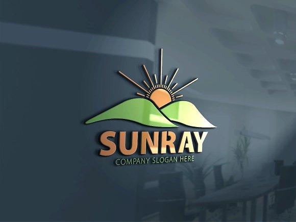 Sun Ray Logo V3
