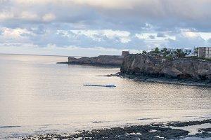 panoramic Lanzarote