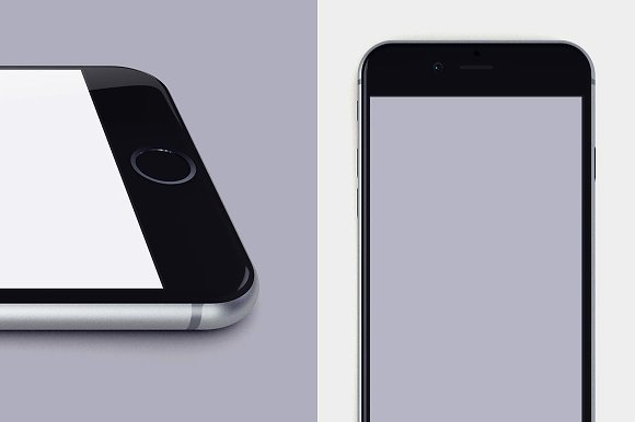 Studio iPhone 6 Templates in Product Mockups - product preview 1