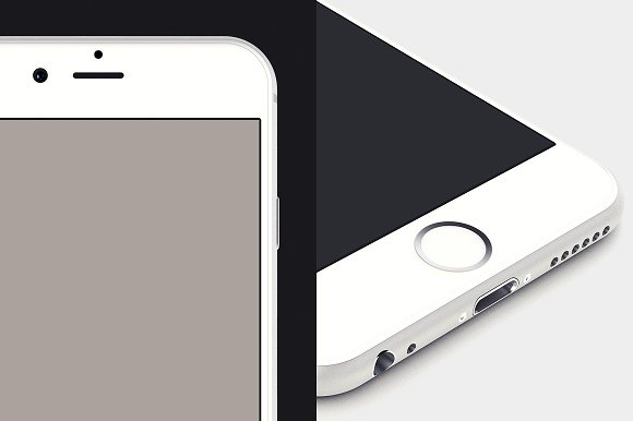 Studio iPhone 6 Templates in Product Mockups - product preview 2