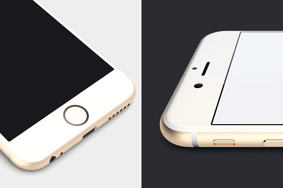 Studio iPhone 6 Templates in Product Mockups - product preview 3