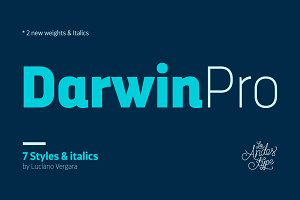 Darwin Pro - 50% off