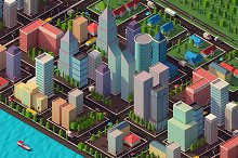 Low Poly City Pack by  in Architecture