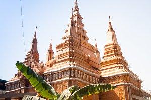 OunaLom Temple in Cambodia