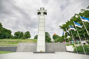 Estonia independence memorial