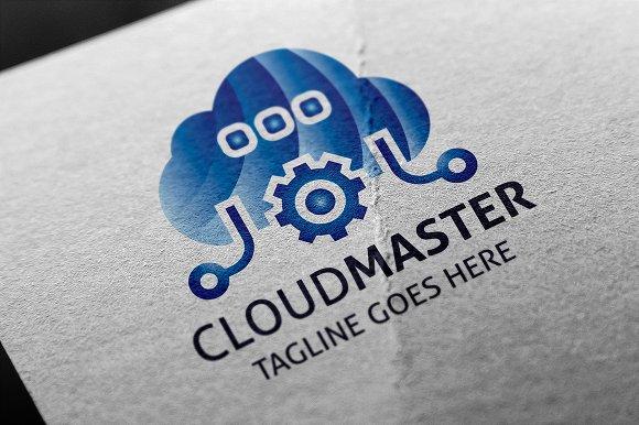 Cloud Master Logo