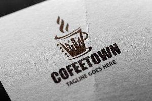 Cofee Town Logo