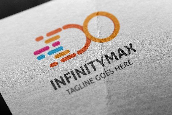 Infinity Max Logo