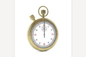 Realistic Classic Stopwatch