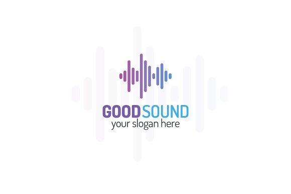 Good sound logo