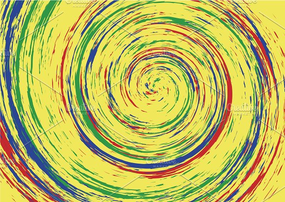 Spiral Vertigo Dizziness Hypnotic
