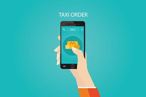 Taxi order application