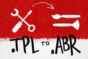 .TPL to .ABR Converter Script
