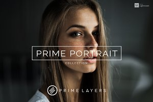 Prime Portrait Collection LR Presets