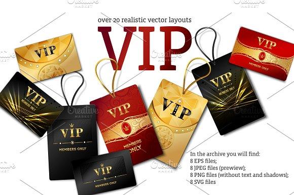 VIP Realistic Set