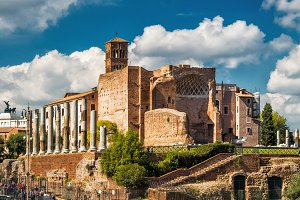 Temple of Venus, Rome