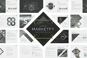 Marketfy | Powerpoint Template