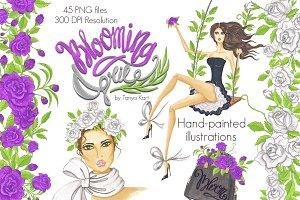 Blooming April Spring Kit