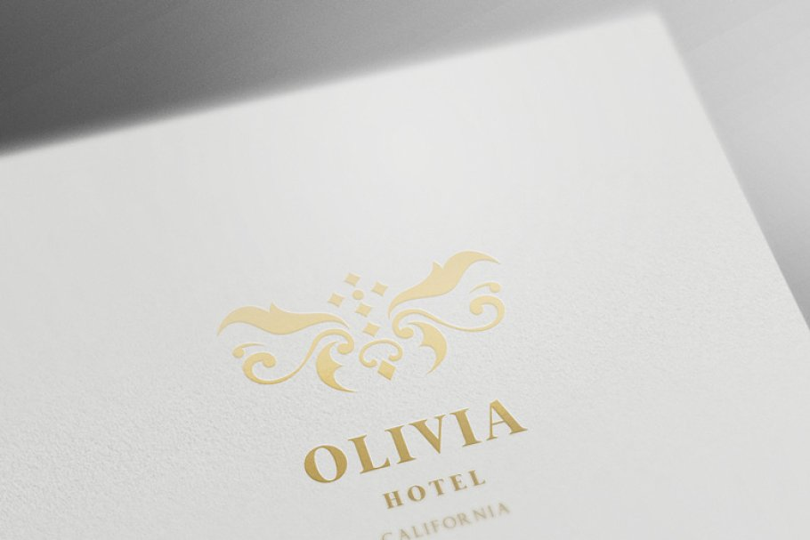 Hotel Logo in Logo Templates - product preview 8