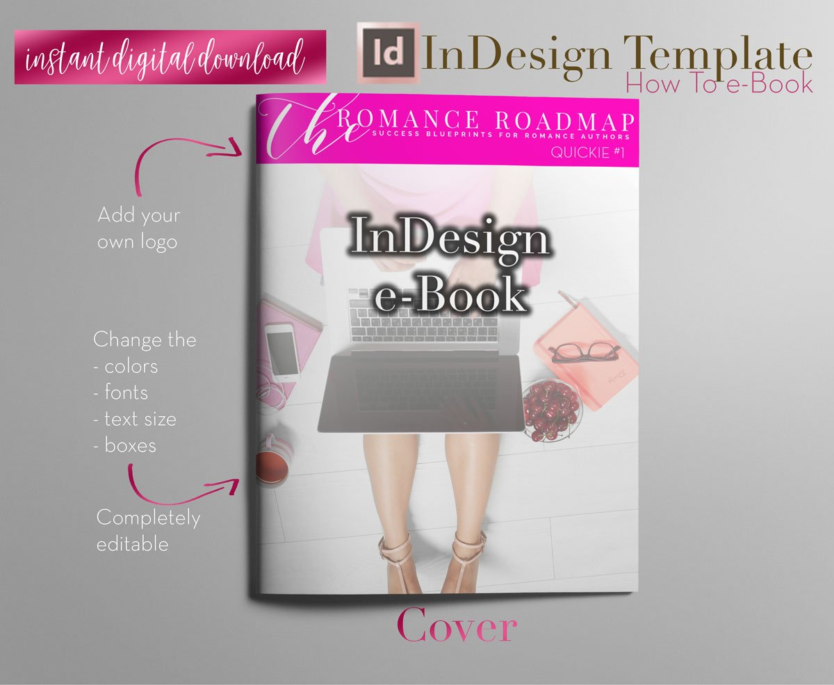 Ebook photoshop template Photos, Graphics, Fonts, Themes, Templates ...