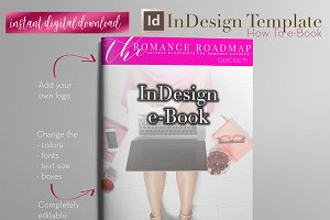 How To e-Book | InDesign Template