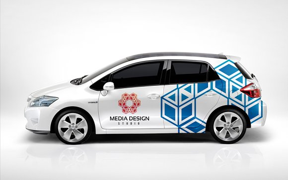 Media Design in Logo Templates - product preview 1