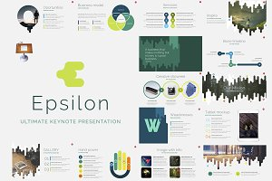 Epsilon | Keynote Template
