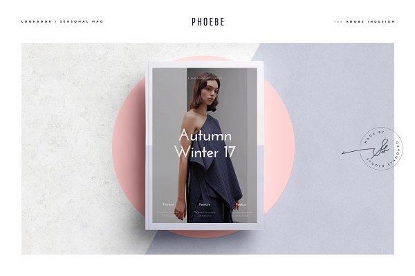 Phoebe Lookbook/Minimag