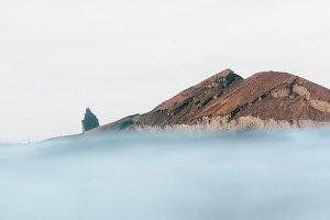 Pinnacle Rock on Galapagos Islands