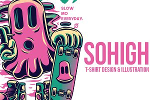Sohigh Illustration