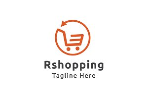 Rshopping Logo Template