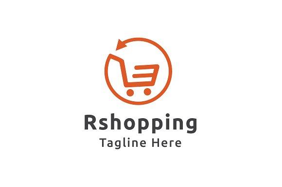Rshopping Logo Template